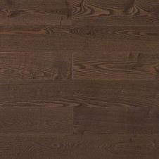 Массивная доска Amber Wood Янтарная Ясень Кофе