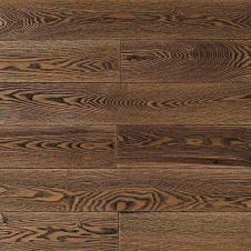 Массивная доска Amber Wood Янтарная Ясень Коттедж браш
