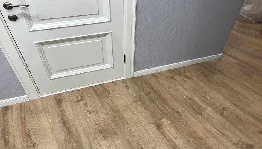 Виниловая плитка Quick-Step PULSE CLICK ДУБ ОСЕННИЙ МЕДОВЫЙ