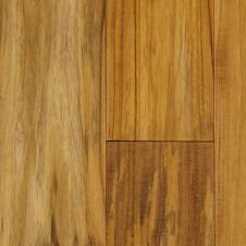 Массивная доска Magestik Floor Exotic, Тик без покрытия 900-2100х140х22 мм, однополосная