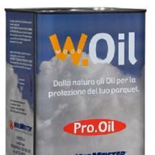 Масло для пропитки древесины VerMeister Pro Oil 1л