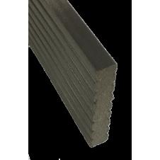 Торцевая планка для террасной доски Deckron, Darvolex, Ecodeck