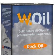 Масло для пропитки древесины на улице VerMeister Deck Oil 1л