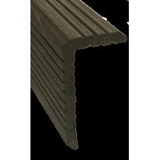 Уголок ДПК для террасной доски Deckron,  Darvolex, Ecodeck.