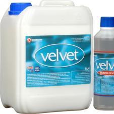 Лак VerMeister Velvet, одно- или двухкомпонентный (суперматовый эффект!) 5 gloss