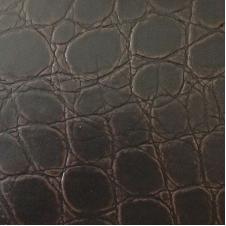Кожаное настенное покрытие Ibercork Luxecork, Римини Маррон Оскуро