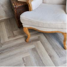 Виниловый ламинат VINILAM PARQUET Herringbone IS11199 Венецианский Паркет